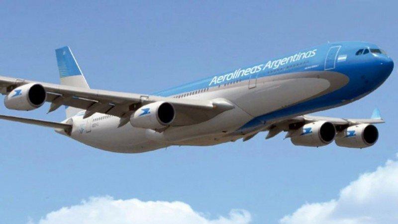 Aerolíneas Argentinas ya puso en marcha sus vuelos de temporada a Mar del Plata
