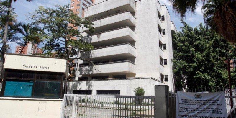 El Edificio Mónaco será demolido en febrero de 2019. (Foto: eltiempo.com)