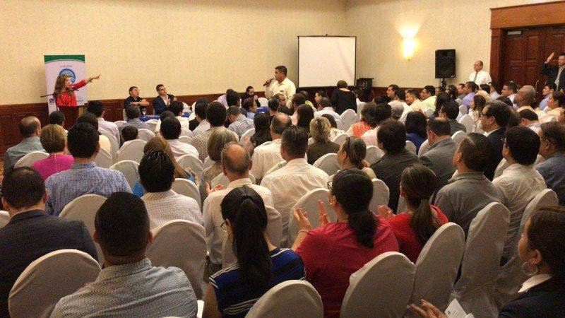 Empresarios turísticos de Nicaragua presentaron un informe completo sobre la situación de la industria.