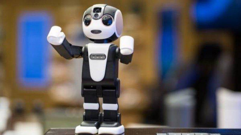 RoBoHon, el robot guía turístico