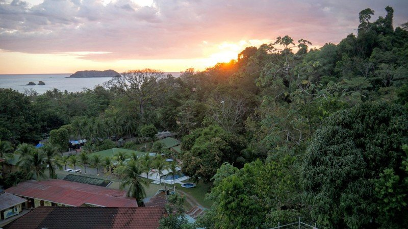Costa Rica tiene el 4,7% de la biodiversidad del planeta y ese en uno de sus principales atractivos.