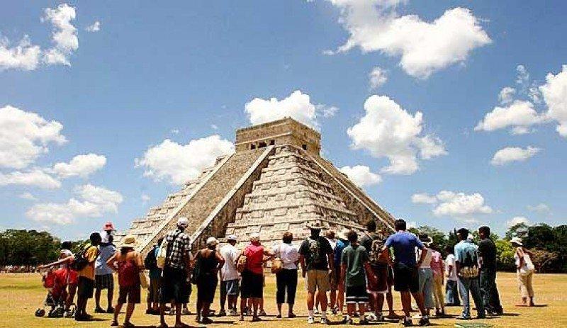Crecen 3,3% los ingresos por turismo internacional en México