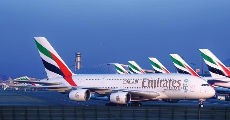 Emirates desiste de su ruta Dubai-Barcelona-México