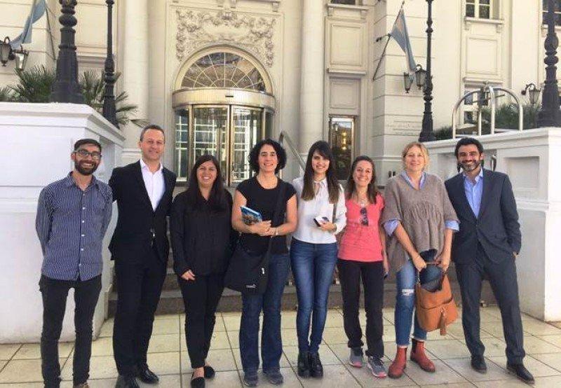 Operadores especializados en turismo de reuniones internacionales conocieron la oferta renovada de Mendoza. Foto: AHT