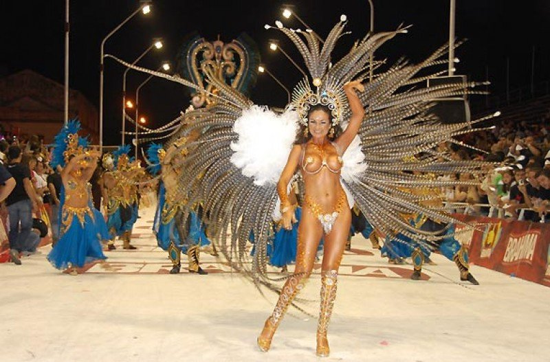 Carnaval de Gualeguaychú.
