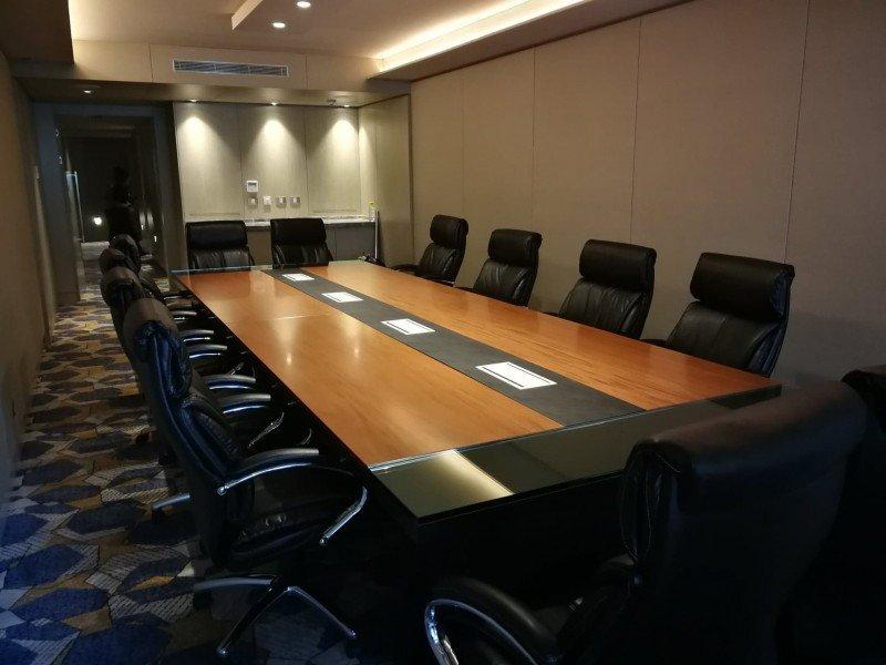 El segmento corporativo contará con dos espacios para reuniones.
