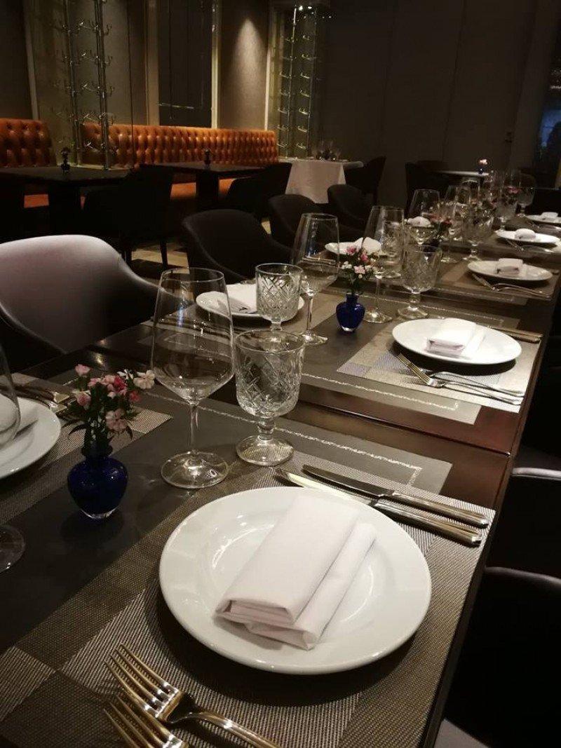 En el hotel funcionará un restaurante con comida mediterránea.