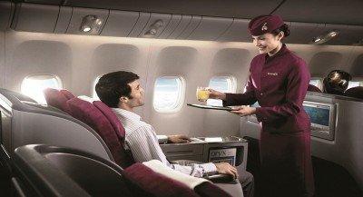 Qatar Airways buscará tripulantes de cabina en Buenos Aires