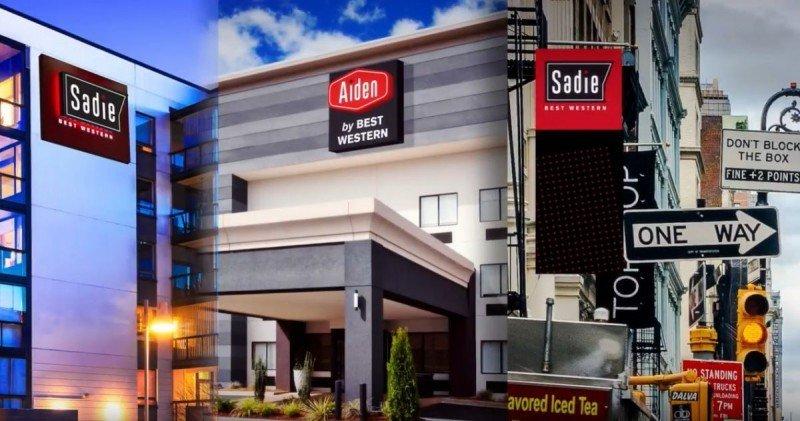 Best Western lanza sus dos nuevas marcas hoteleras Sadie y Aiden