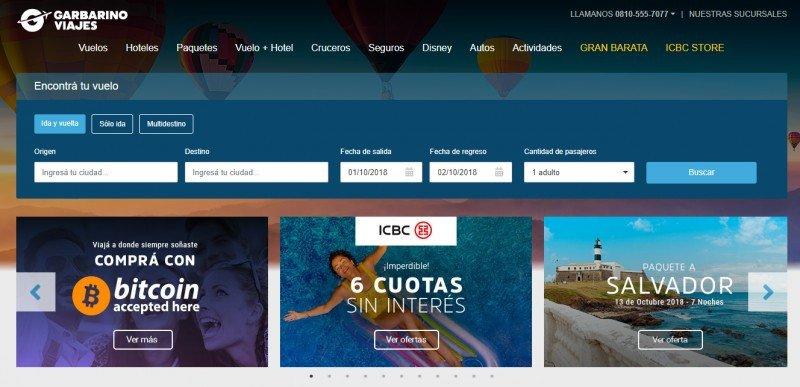 Una agencia de Argentina se suma al uso de criptomonedas