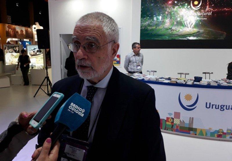 Benjamín Liberoff, subsecretario de Turismo de Uruguay.