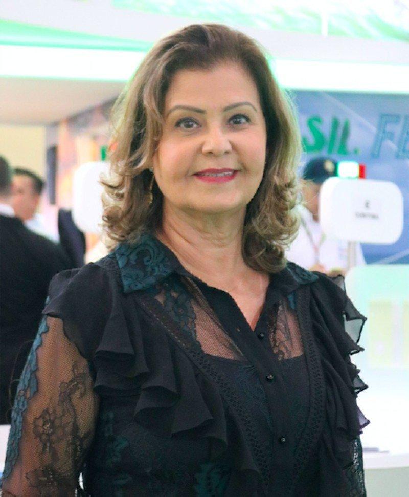 Teté Bezerra, presidenta de Embratur (Foto: Ana Paula Santana)