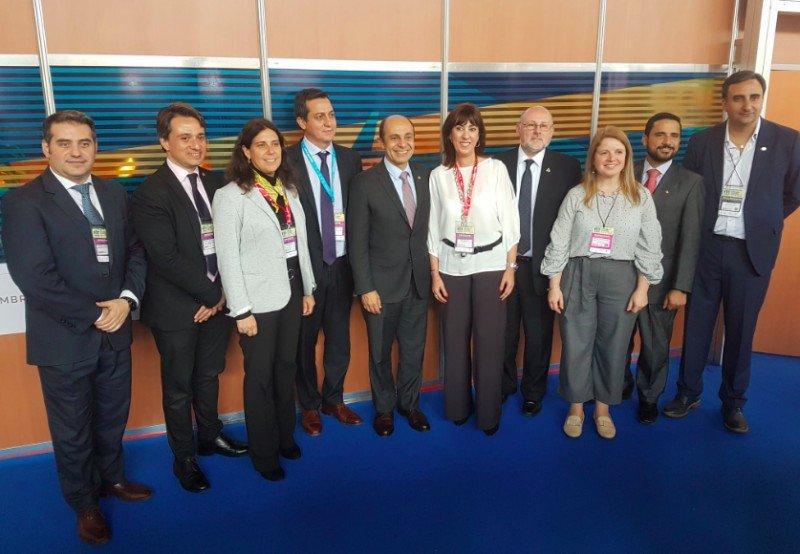 FEDESUD propone comisión permanente con autoridades de turismo de Sudamérica