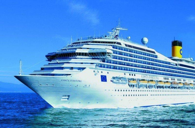 El Costa Fortuna estrenará una renovación de US$ 9,2 millones para regresar a Europa