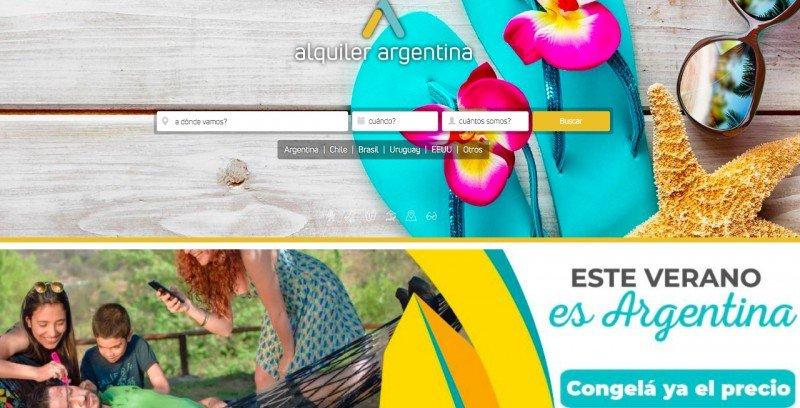 Alquileres de verano tendrán un aumento por debajo del 30% en Argentina
