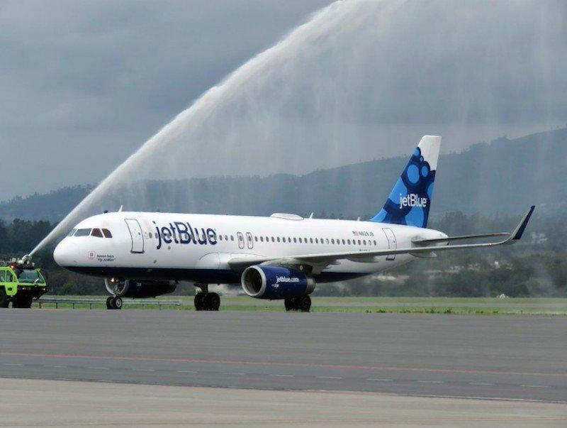 JetBlue tendrá vuelos diarios a Guayaquil en 2019