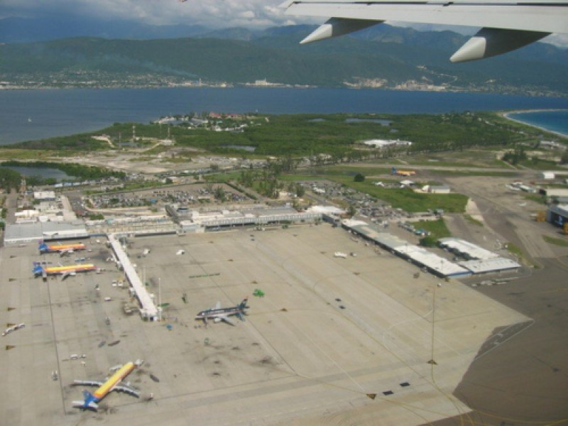 Aeropuerto Internacional Norman Manley de Kingston (Foto: Wikipedia)