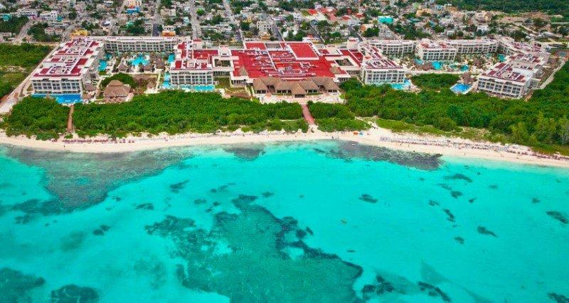 Paridas Playa del Carmen La Esmeralda