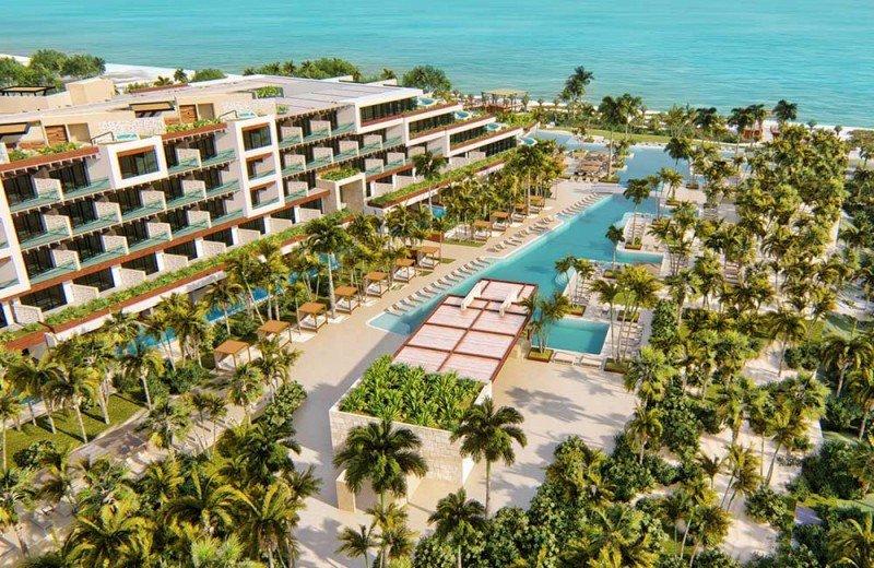 El Atelier Playa Mujeres tiene prevista su apertura el 15 de diciembre de este año.