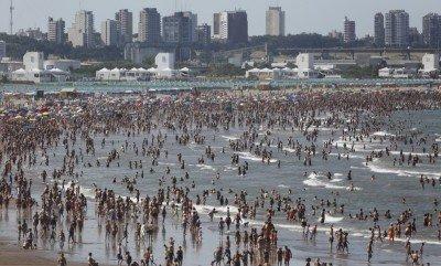 """Gustavo Santos pide a los privados de Argentina """"ser cuidadosos con los precios"""". ((Foto: Turismo Mar del Plata)"""