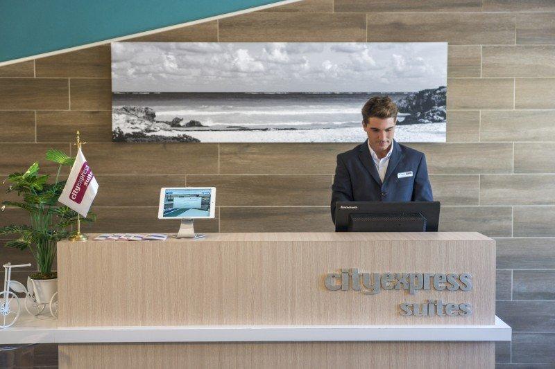 City Express Suites Cancún Aeropuerto, la propiedad 141 de la cadena
