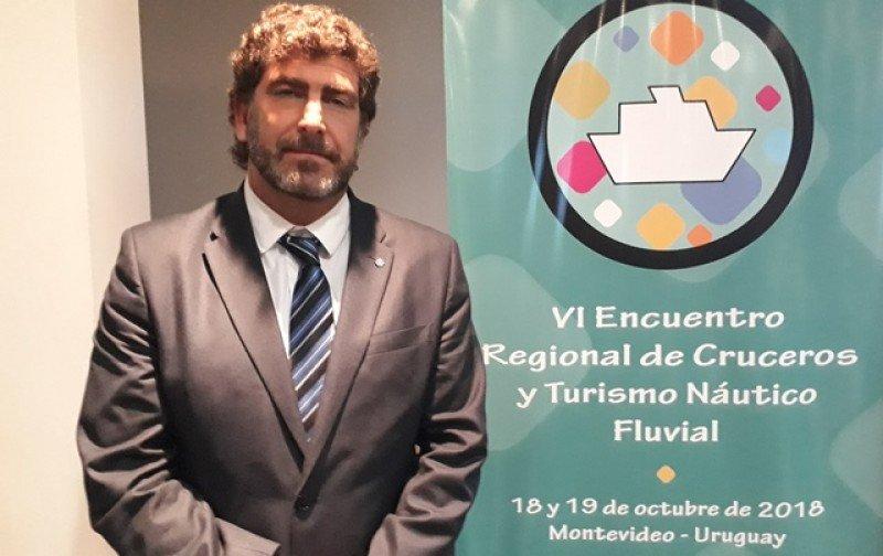 Javier Massignani, director ejecutivo de MSC Cruceros para Argentina y América Latina.