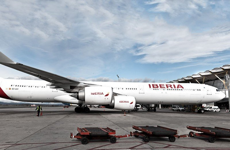 El Airbus A340/600 es el avión con mayor capacidad de la compañía: 359 pasajeros.