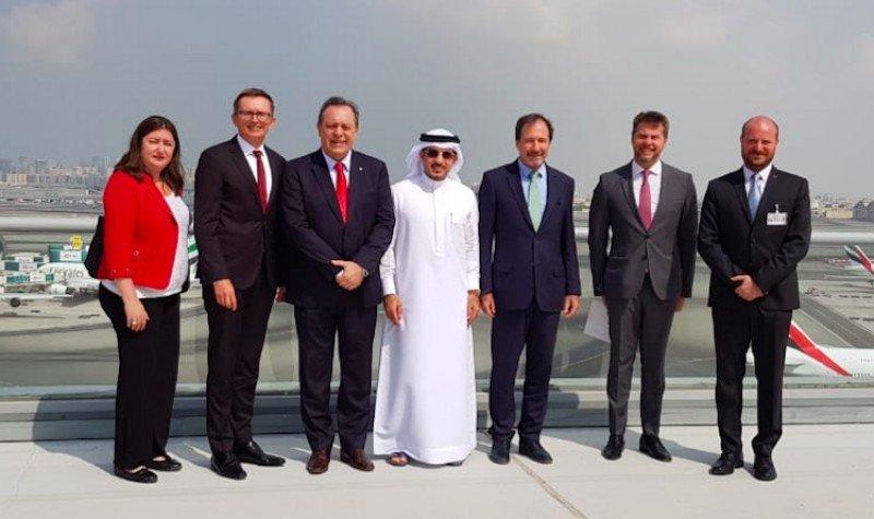 Argentina acuerda con Emirates promoción en mercados lejanos
