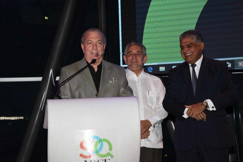 Empresarios y autoridades coinciden en el nuevo evento especializado del sector MECE en Santo Domingo.