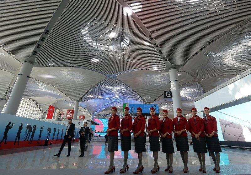 Estambul inaugura su nuevo aeropuerto: ¿será el mayor del mundo?