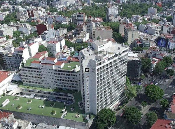 Wyndham Grand se estrena en 2019 en la capital de México | Hoteles y  Alojamientos
