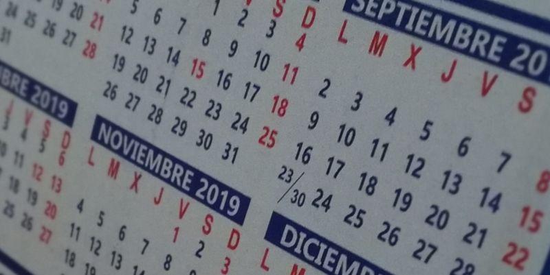 Calendario Laboral Ceuta 2019.El Calendario Laboral De 2019 Tendra 8 Festivos Con Dos Puentes