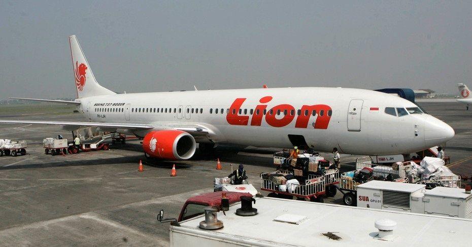 Reportes: Un avión de Lion Air se estrella en Indonesia