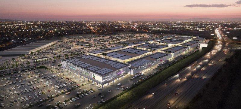 Turismo de compras: construirán en Los Ángeles un outlet de marcas premium