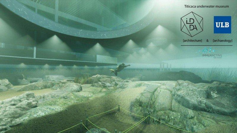 Bolivia construirá un museo subacuático en el Lago Titicaca