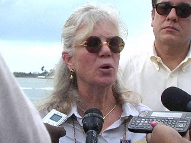 Michele Paige, titular de la Federación de Compañías de Cruceros del Caribe.