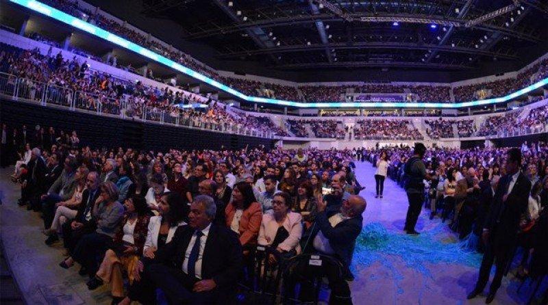 Abre en Montevideo el Antel Arena y suma infraestructura para turismo de congresos