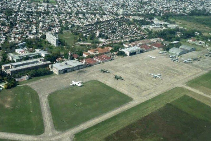 Argentina autoriza vuelos internacionales en El Palomar
