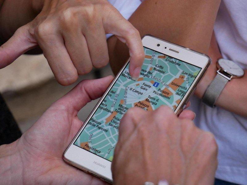 La tecnología como aliada para improvisar en los viajes