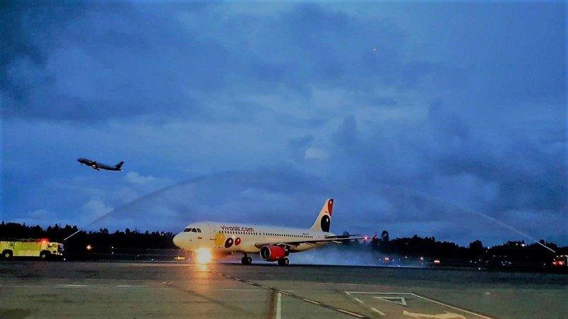 Viva Air inaugura su nueva ruta Medellín-Lima, segunda entre Colombia y Perú