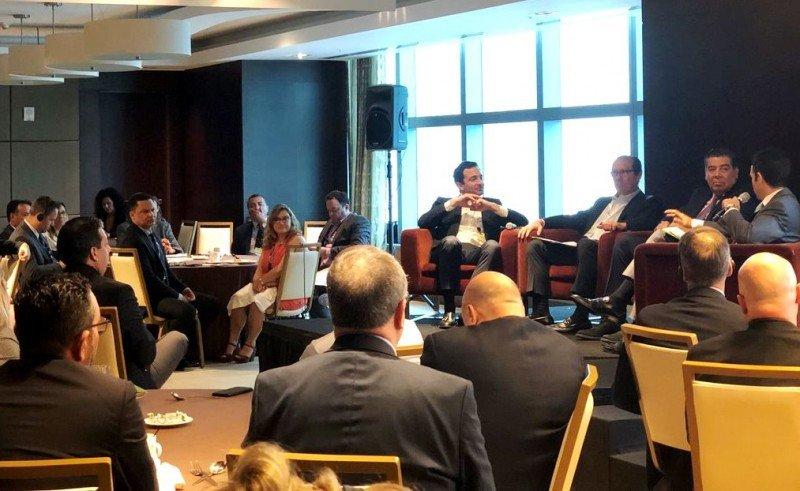 Asamblea y Conferencia del Consejo Internacional de Aeropuertos en Miami. Foto: @SITAlatin