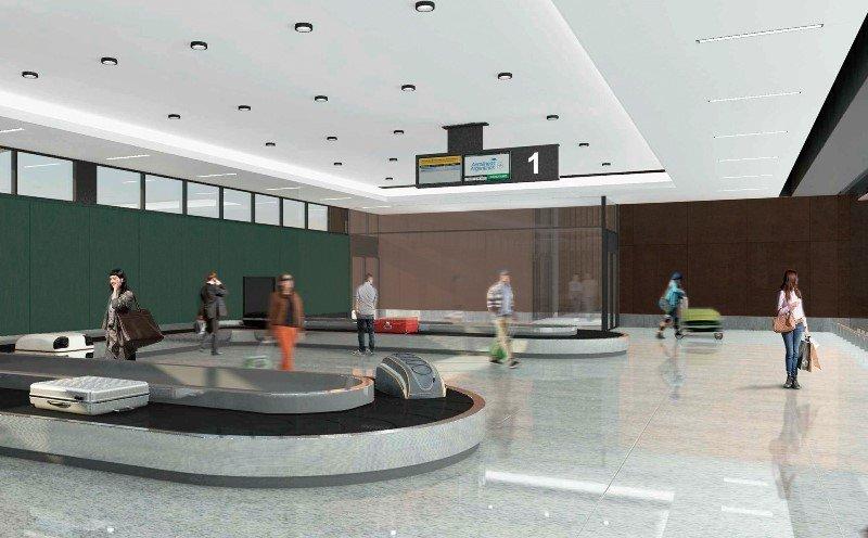 Proyecciones de las obras en el aeropuerto Chapelco producidas por el Ministerio de Transporte (2)