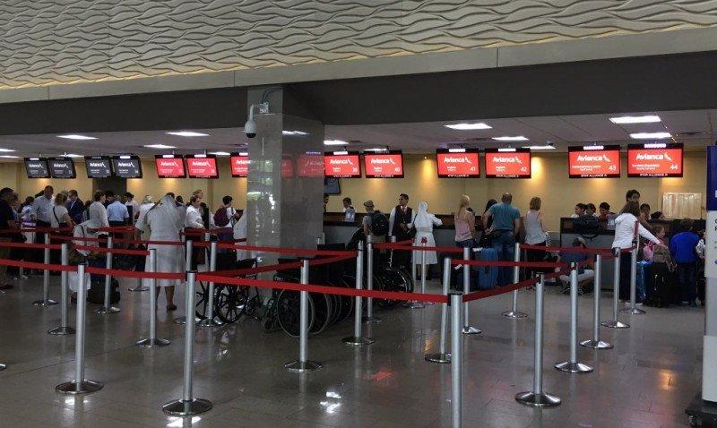 Avianca supera los 25 millones de pasajeros hasta octubre