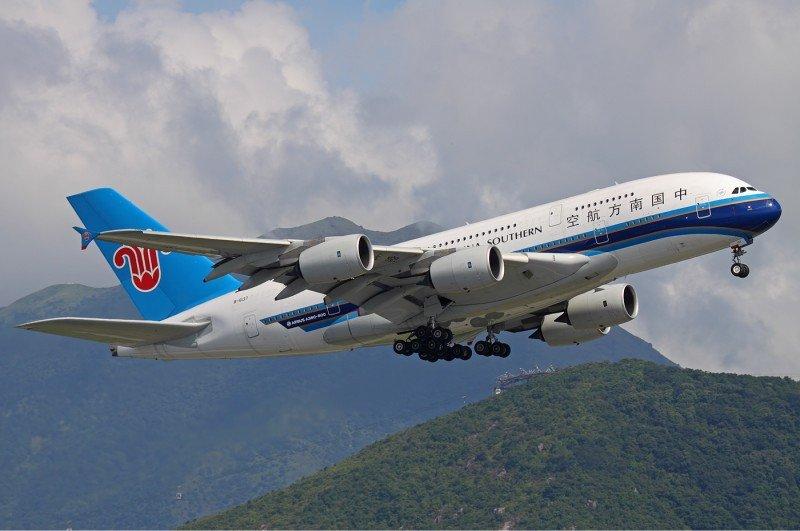 China Southern anuncia que dejará la alianza Skyteam a fin de año
