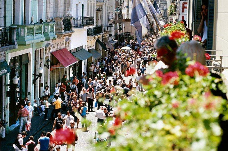 Ocupación de al menos 87% en Ciudad de Buenos Aires en fin de semana largo