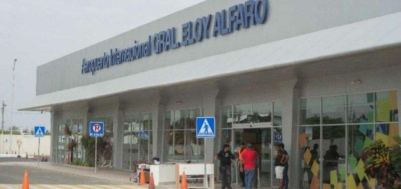 Ecuador invierte US$ 21 millones en reconstrucción del aeropuerto de Manta
