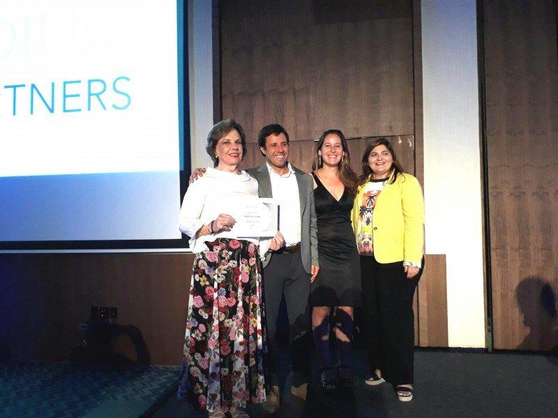 La agencia  Tropical Tours fue premiada por Palladium Hotel Group en su evento Best Partners.