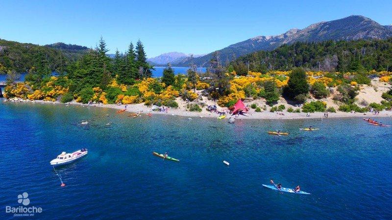 Conectividad y dólar alto impulsarán el turismo de verano en Bariloche