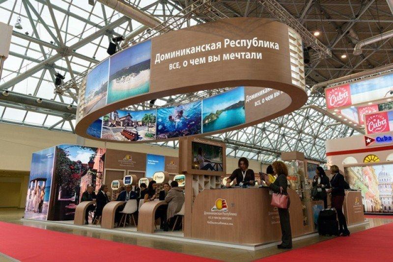 Promoción de República Dominicana en el mercado ruso.