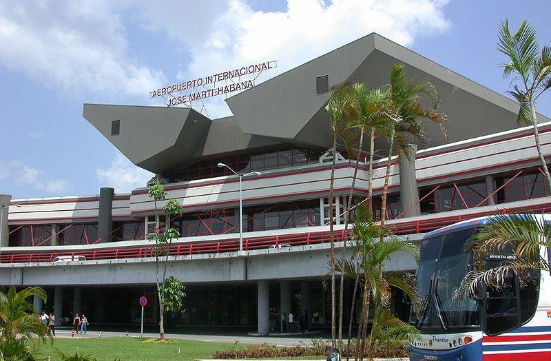 Aeropuerto Internacional José Martí, La Habana, uno de los aeropuertos que reciben inversiones.